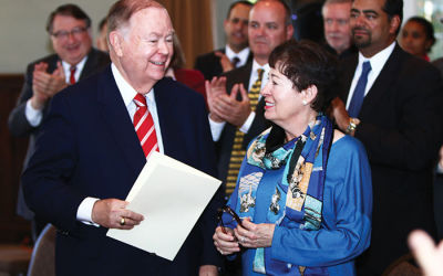 President Boren: 50 Years of Public Service