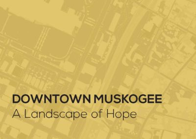 Downtown Muskogee Landscape of Hope